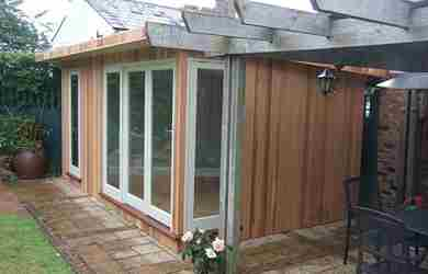 Garden Therapy Room Case Study 01