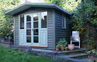 Garden Workshops Case Study Outdoor View 01