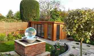 Garden Office Special Offer 3X5 2
