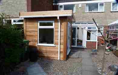 Happy Customer Garden Studio Case Study Small Leisure Room 01
