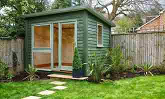 Bespoke Garden Studios 15
