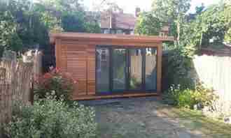2.4X4.26 Garden Office 2