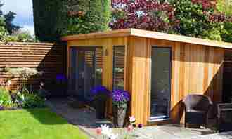 3X5 Garden Office