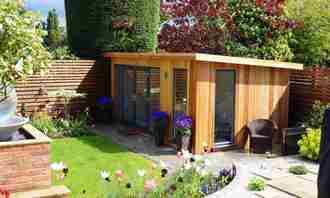 Garden Office Special Offer 3X5 3