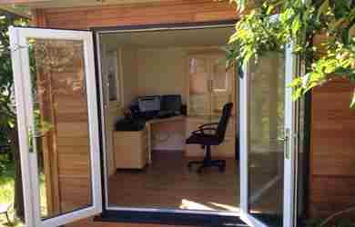 Superb Garden Office Case Study 01